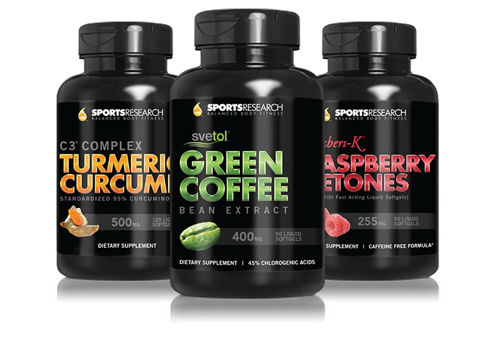 Sports Research Corp. Supplements